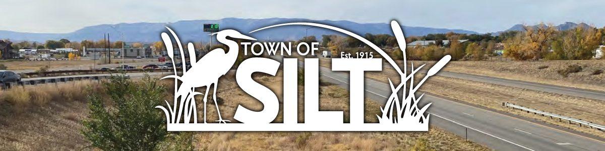 Town of Silt Header